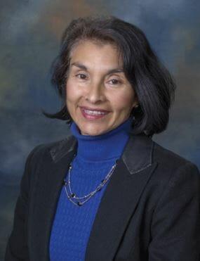 Dr. Elvia Moreta of Saint Paul Rheumatology, P.A.